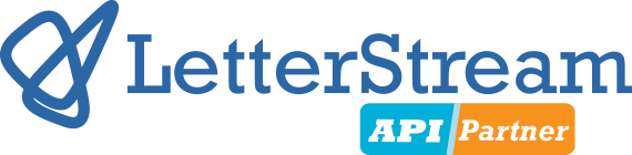 LetterStream API Partner Logo PNG Format