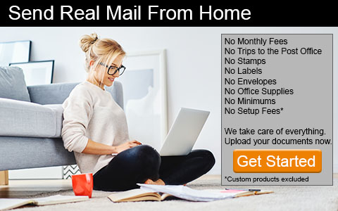 Send Mail From Home