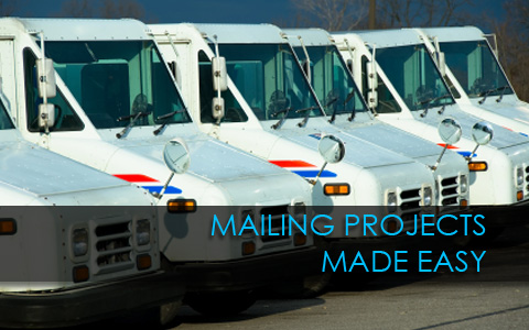 Mailing Projects Made Easy